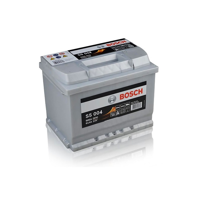 BOSCH S5004 (561400600) 61Ah battery