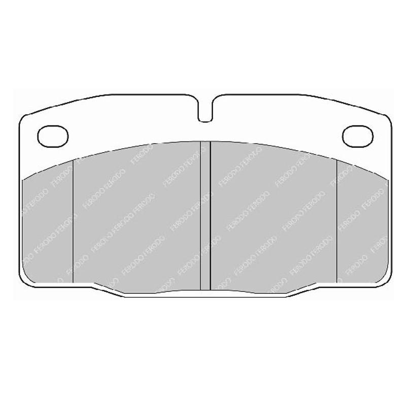 Disk brake pads EGT 321425