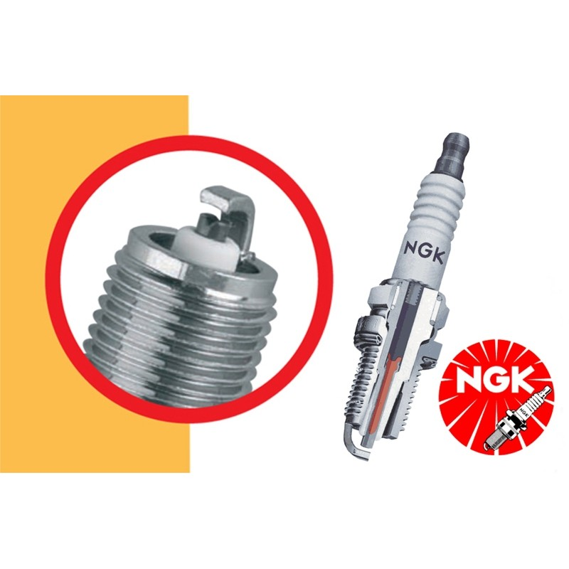 Uždegimo žvakė NGK BKR6E (4856) V-LINE N28