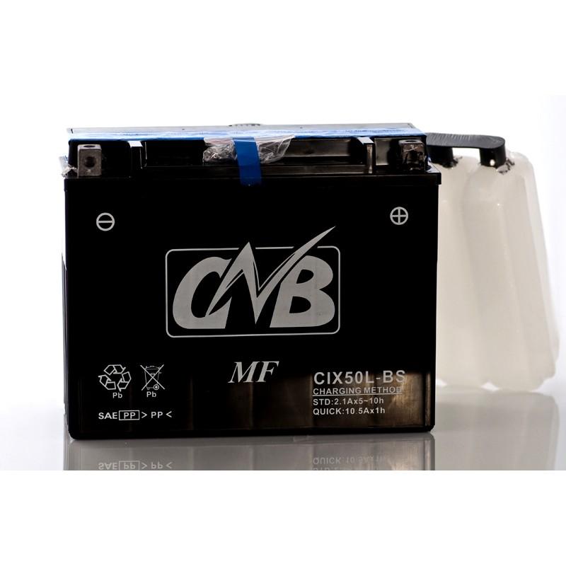 CNB CIX50L-BS 21Ah battery