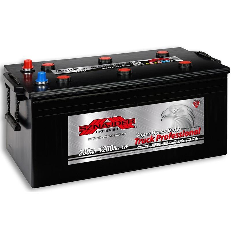SZNAJDER SHD 73011 230Ah battery