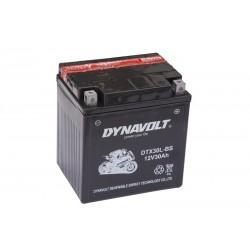 DYNAVOLT DTX30L-BS 30Ач аккумулятор