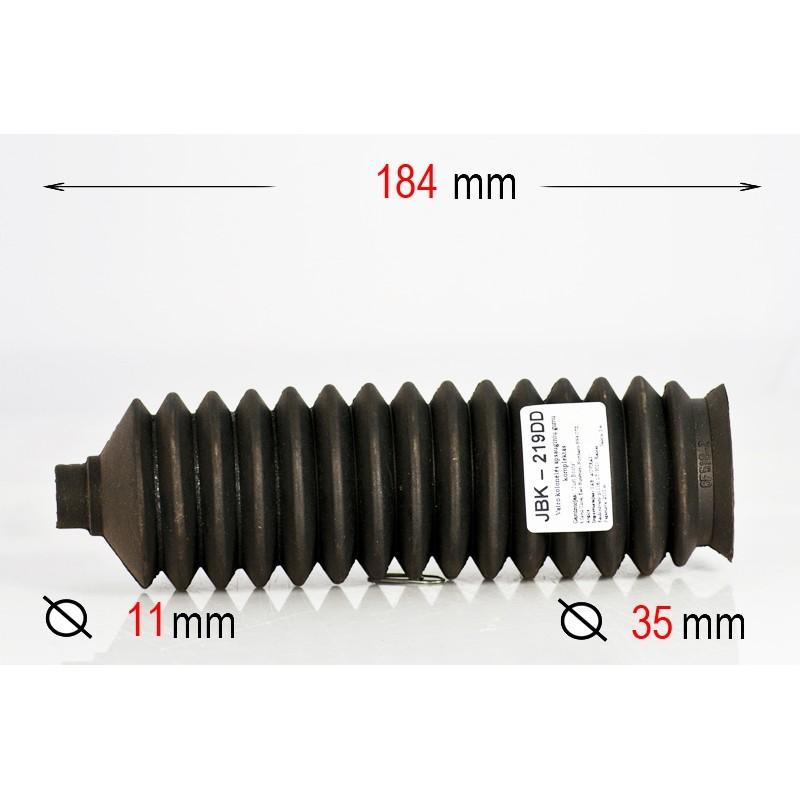 Vairo mechanizmo apsauginė guma JBK-0219D