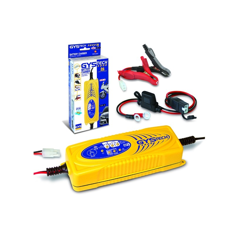 Battery charger GYSTECH-3800
