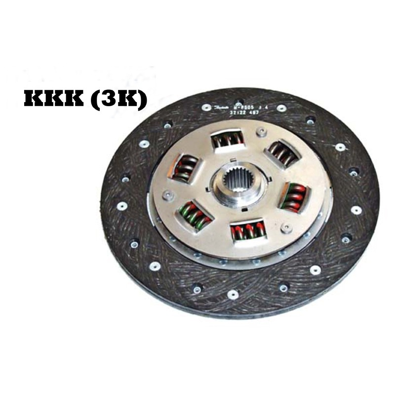 Sankabos diskas KKK (3K) 1862 136 043
