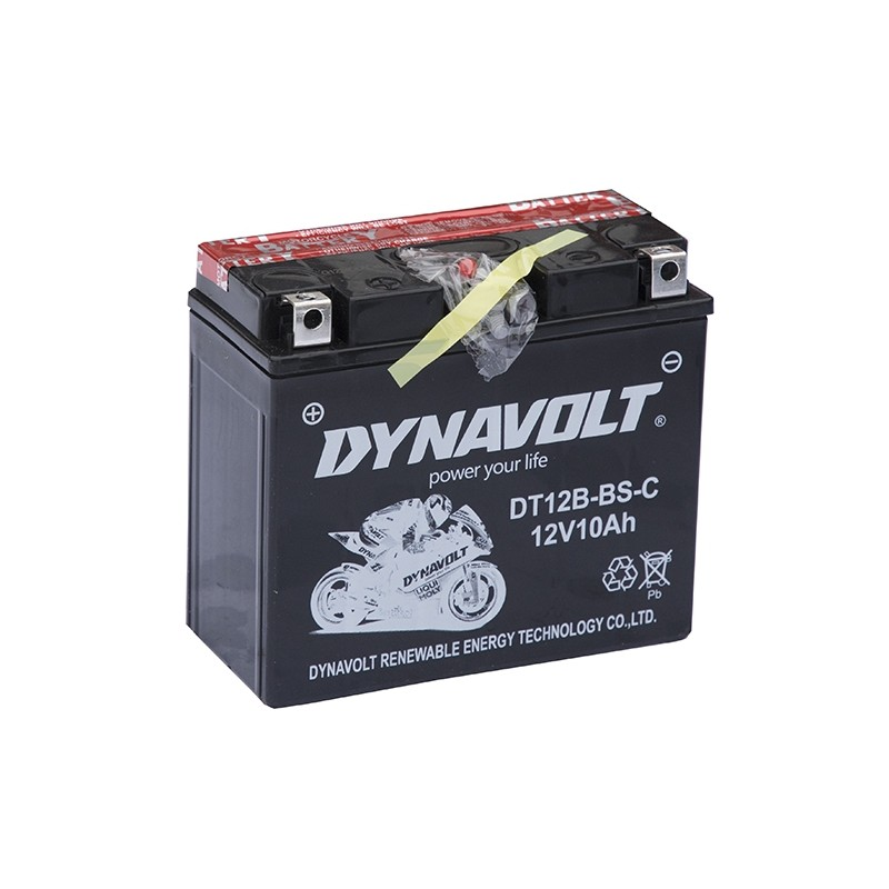 DYNAVOLT DT12B-BS 10Ah akumuliatorius