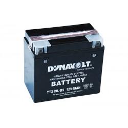 DYNAVOLT YTX19L-BS 19Ач аккумулятор