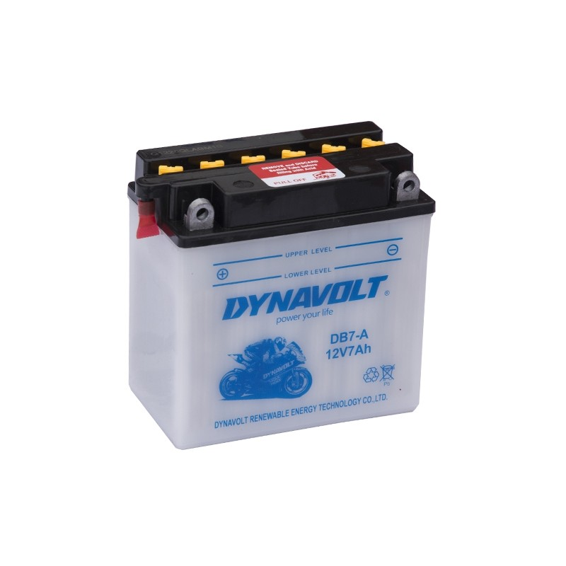 DYNAVOLT DB7-A (50813) 8Ah akumuliatorius