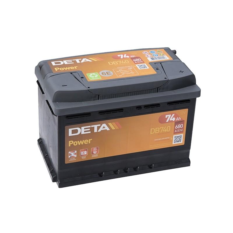 DETA DP19 (DB740) 74Ач аккумулятор