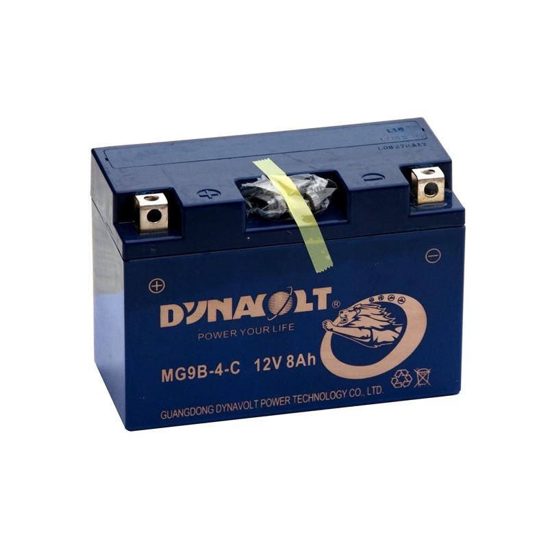DYNAVOLT MG9-B4 8Ah akumuliatorius