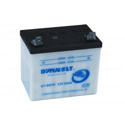 DYNAVOLT U1-R9 24Ah akumuliatorius