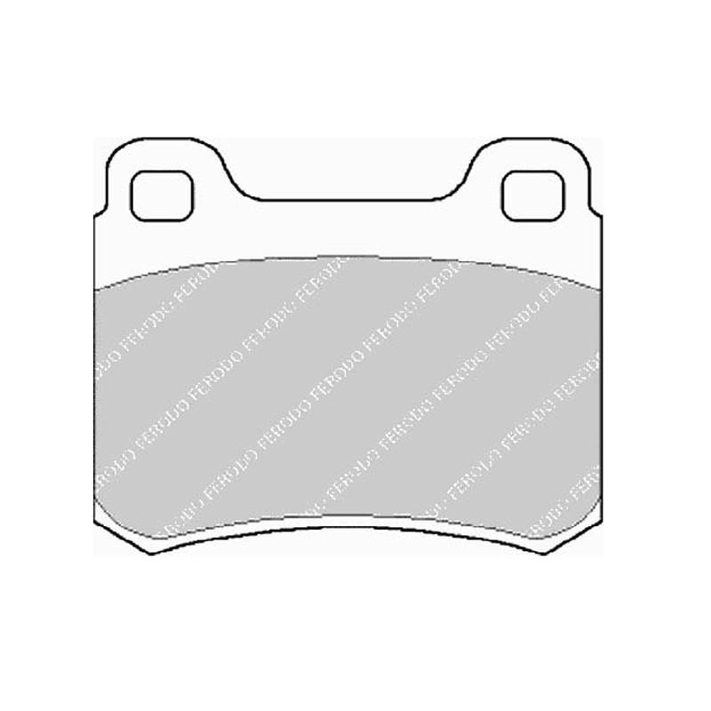 Disk brake pads EGT 321410