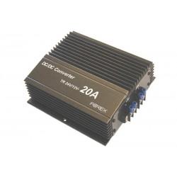 FOREX voltage converter 24V/12V 20A