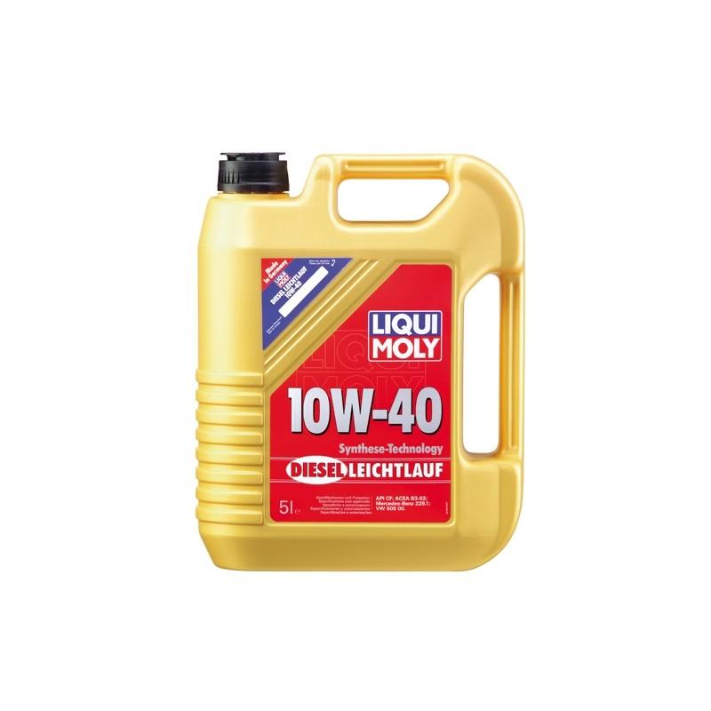 Дизельное моторное масло LIQUI MOLY 1387