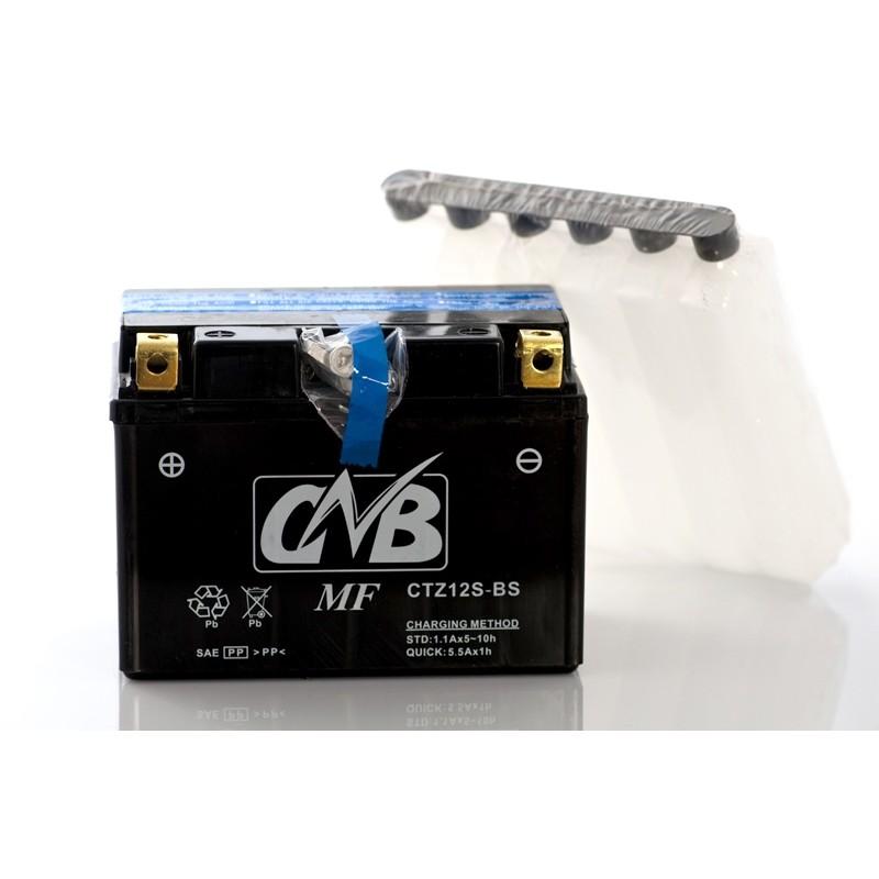 CNB CTZ12S-BS 10Ah akumuliatorius