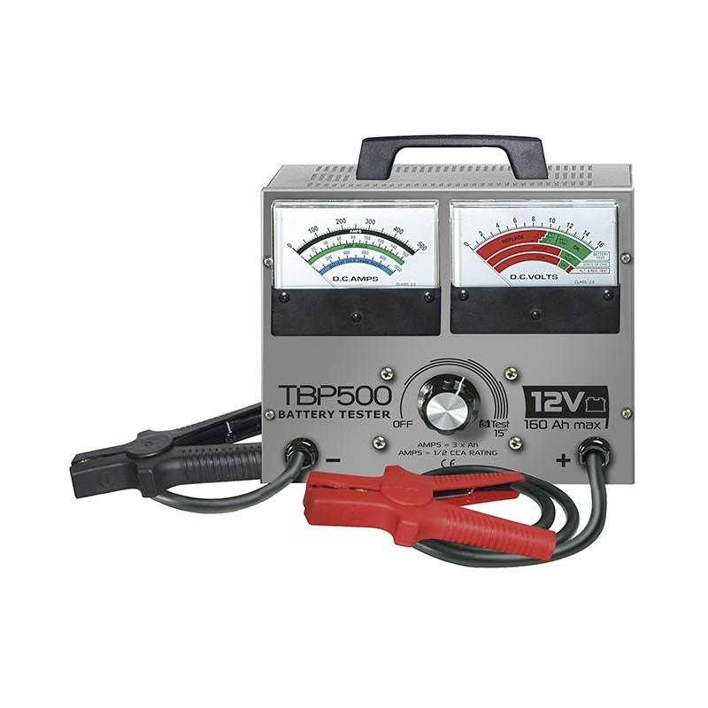 Akumuliatorių apkrovos matuoklis GYS-TBP500
