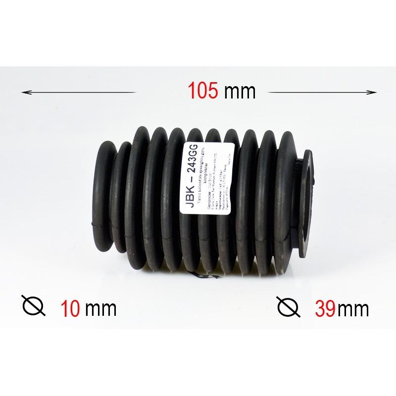 Vairo mechanizmo apsauginė guma JBK-0243G