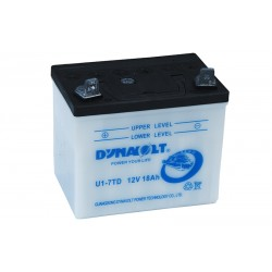 DYNAVOLT U1-7 18Ач аккумулятор