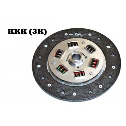 Clutch plate KKK (3K) 1861 661 133