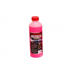 Antifreeze coolant LONG LIFE G12 -35°C (red)