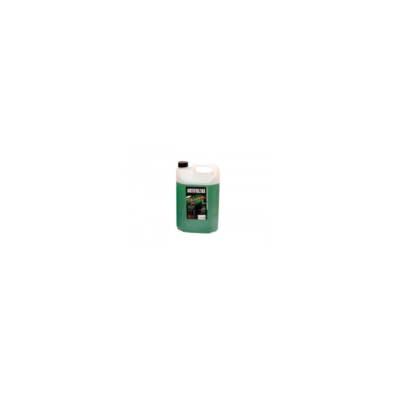 Antifreeze coolant concentrate (green)