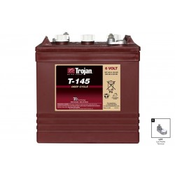 TROJAN T145 260Ah deep cycle battery