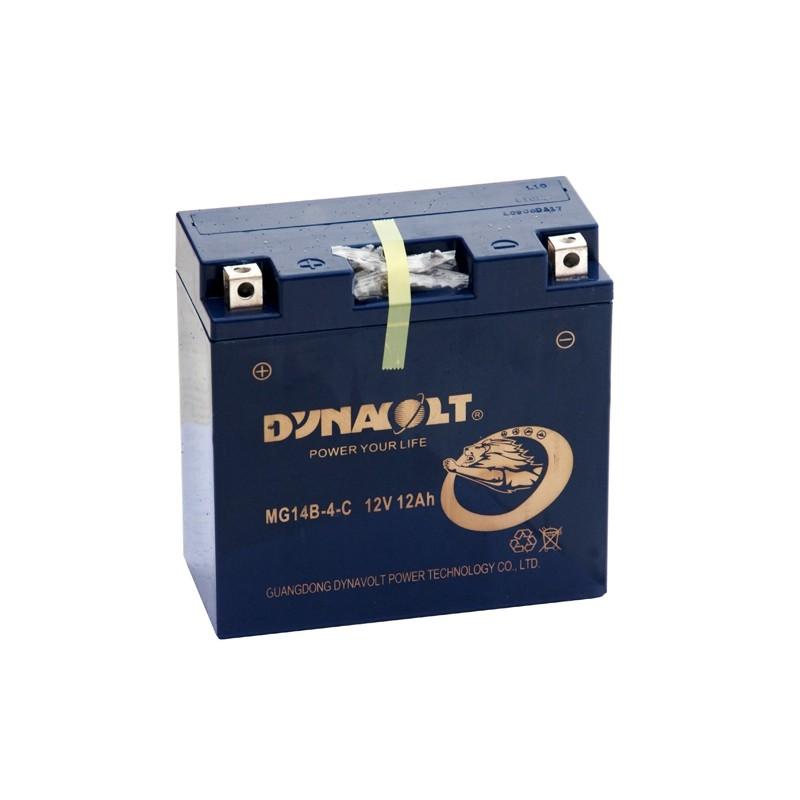 DYNAVOLT MG14-B4 12Ah akumuliatorius