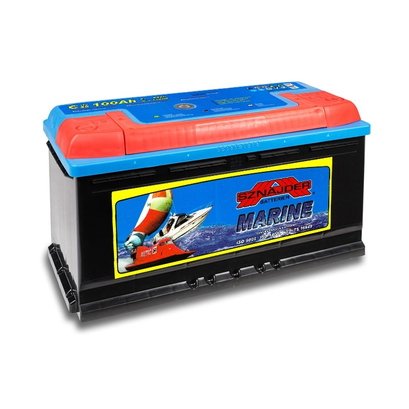 SZNAJDER MARINE 860-00 100Ah battery