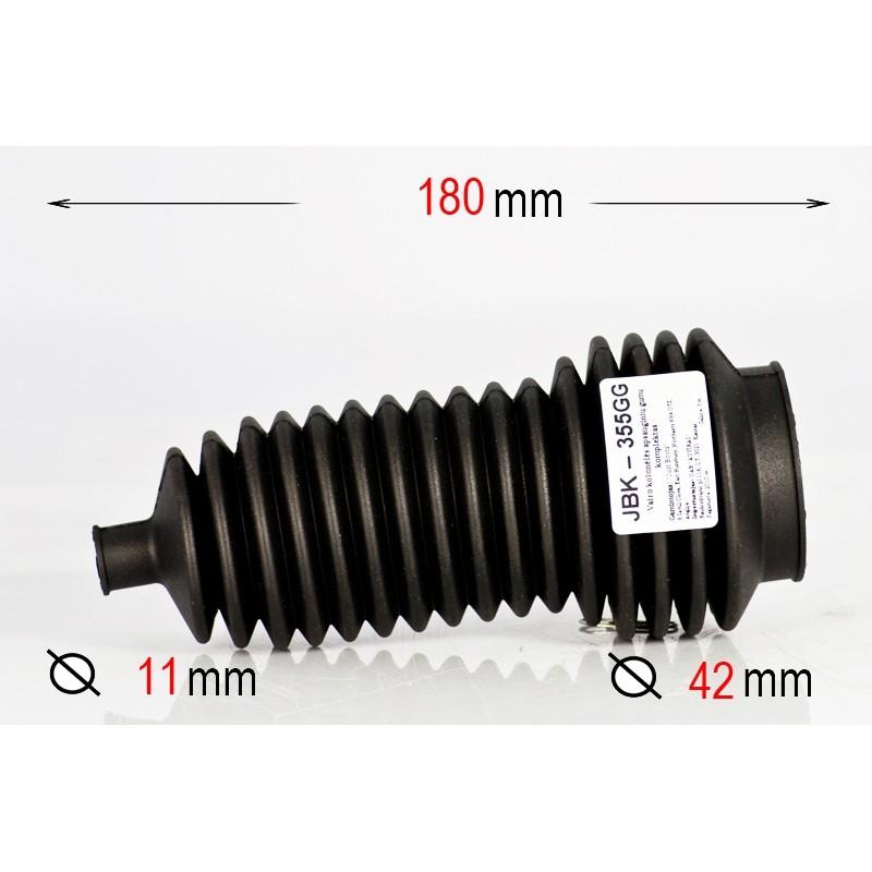 Vairo mechanizmo apsauginė guma JBK-0355G