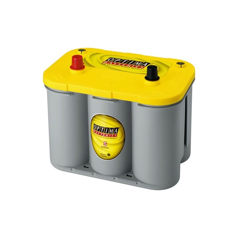 OPTIMA Yellow Top S-4,2L DC 55Ah battery