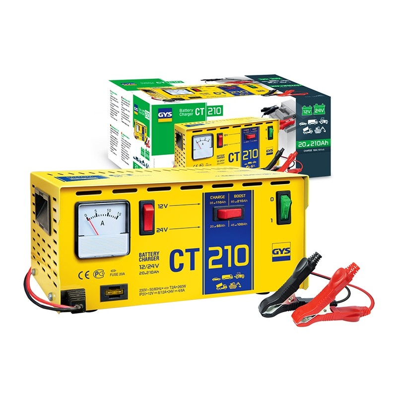 Battery charger GYS-CT210