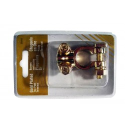 Battery terminals DEKA TOP GOLD (--)
