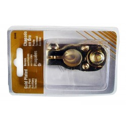 Battery terminal DEKA TOP GOLD (+)