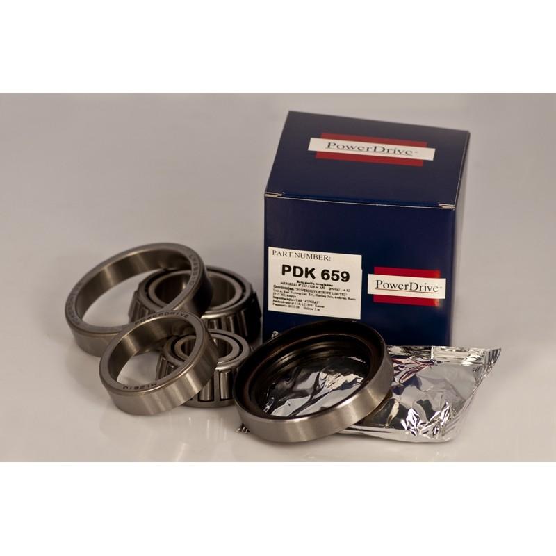 Комплект подшипников колёс  PDK-659