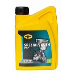 Pilnai sintetinė variklinė alyva KROON OIL Special Synth 5W/40 (1 ltr.)