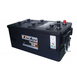 DEKA 908DY 245Ah battery