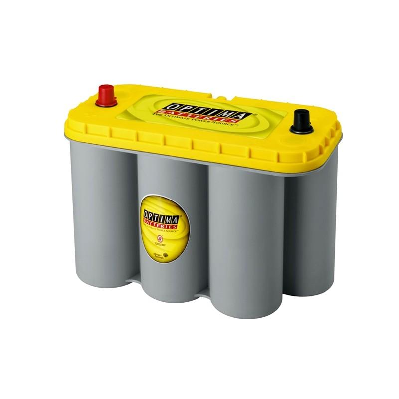 OPTIMA Yellow Top S-5,5L DC 75Ah akumuliatorius