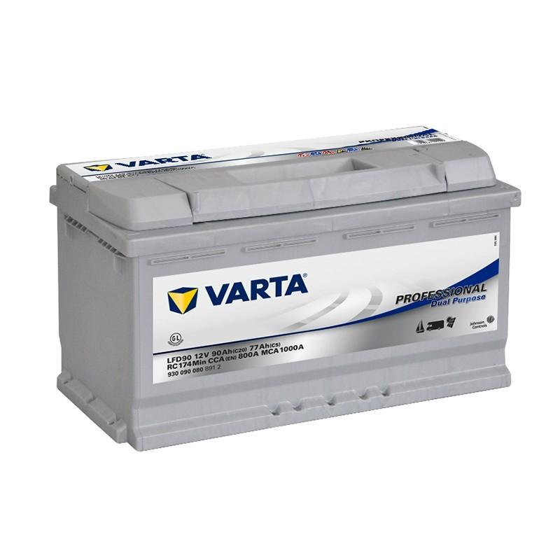 VARTA Professional Deep Cycle LFD90 90Ач аккумулятор