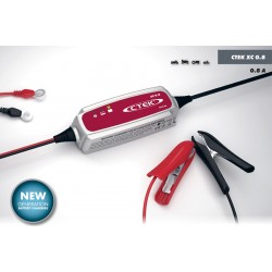 Microprocessor controled battery charger CTEK XC 0.8