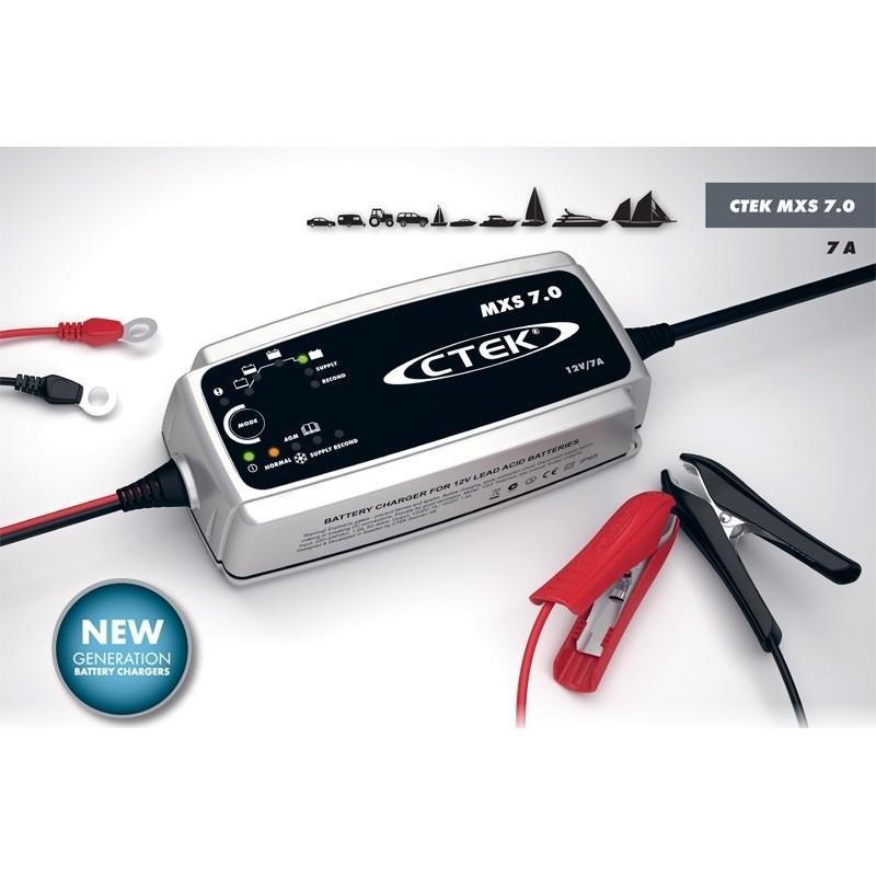 Зарядное устройство аккумуляторов CTEK MXS 7.0