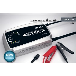 Microprocessor controled battery charger CTEK MXS 25
