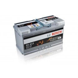 BOSCH S5 A13 (595901085) 95Ah AGM akumuliatorius