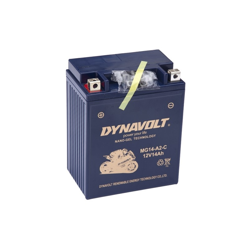 DYNAVOLT MG14-A2 14Ah akumuliatorius