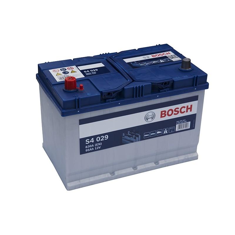 BOSCH S4029 (595405083) 95Ah akumuliatorius