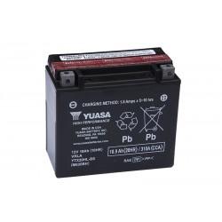 YUASA YTX20HL-BS 18.9Ач (C20) аккумулятор