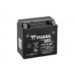 YUASA YTX14-BS 1.62Ач (C20) аккумулятор