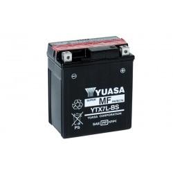 YUASA YTX7L-BS 6.3Ah (C20) akumuliatorius