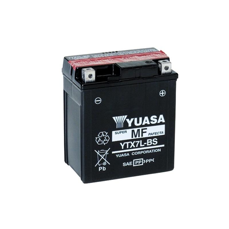 YUASA YTX7L-BS 6.3Ah (C20) battery