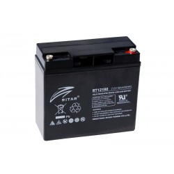 RITAR RT12180 12V 18Ah AGM VRLA battery