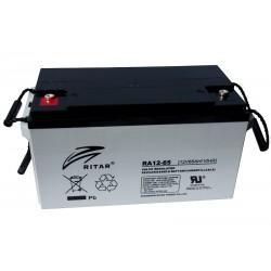 RITAR RA12-65 12V 65Ah AGM VRLA akumuliatorius